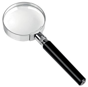 Wonday leesloep diameter: 90 mm, vergroot 3,5 keer, op blister