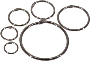 Bronyl gebroken ringen diameter 32 mm, doos van 100 stuks