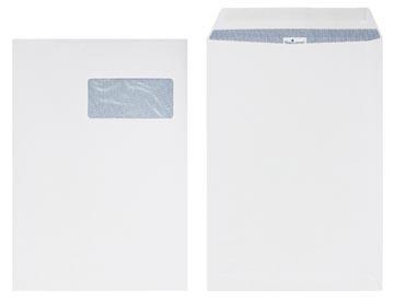 Navigator Zak-enveloppen ft 229 x 324 mm, met venster rechts (ft 50 x 110 mm), doos van 250 stuks