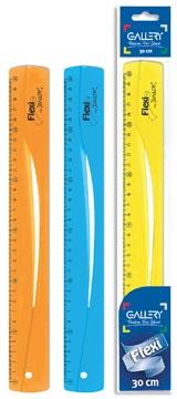 Gallery plooibare meetlat Flexi, 30 cm, geassorteerde kleuren