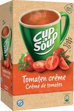 Cup-a-Soup tomaten crème, pak van 21 zakjes