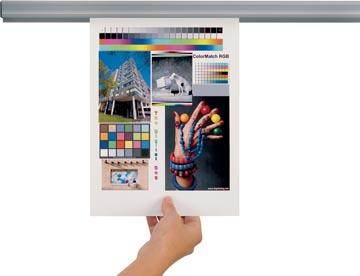 Jalema presentatiesysteem Grip, lengte: 60 cm, inclusief magneetbevestiging
