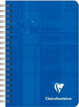 Clairefontaine notitieboekje ft 9,5 x 14 cm