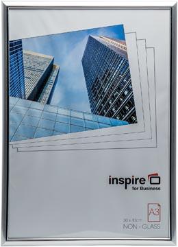 Inspire for Business fotokader Easyloader, zilver, ft A3