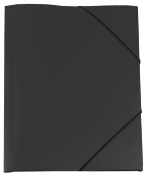 Pergamy elastomap zwart