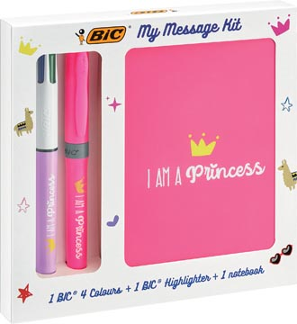 Bic Message Kits