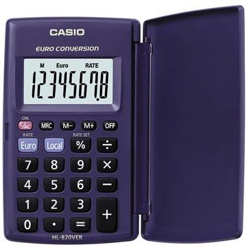 Casio zakrekenmachine HL-820VER