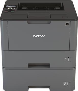 Brother professionele zwart-wit netwerk laserprinter HL-L5100DNT