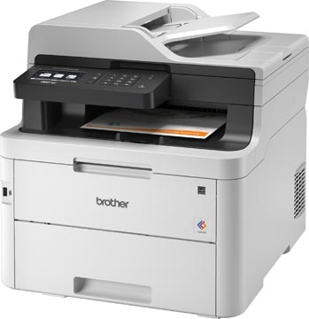 Brother kleuren LED-printer 4-in-1 MFC-L3750CDW