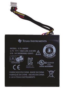 Texas herlaadbare batterij met kabel
