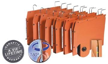 L'Oblique hangmappen voor kasten TUB ft 350 x 250 mm, V-bodem