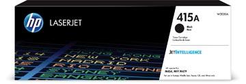 HP toner 415A, 2.400 pagina's, OEM W2030A, zwart
